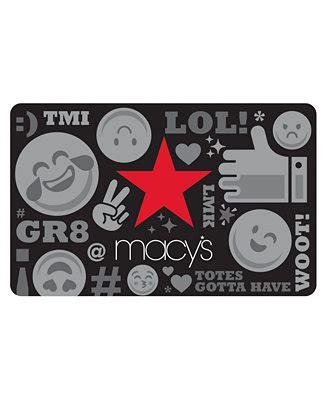 E Gift Cards Macy S - macy s millennial e gift card gift cards macy s