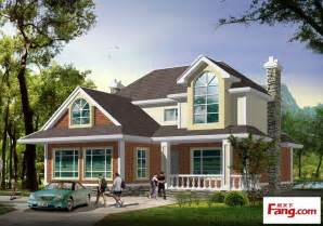 American Home Design News 别墅外观图片大全 农村别墅图片大全 图 房产资讯 青岛房天下
