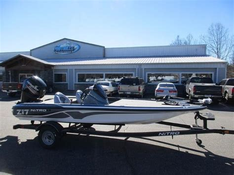 nitro used boats for sale nitro new and used boats for sale in mo