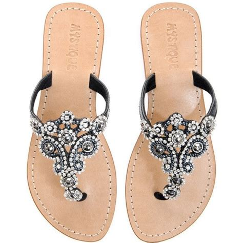 rhinestones sandals pin by joyce on shoes