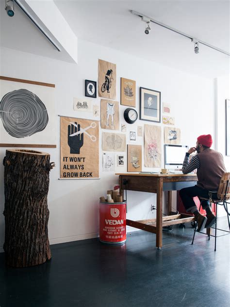 graphic design home office inspiration grand designs for small workspaces the freelancer s dream