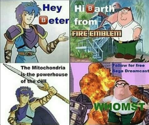 Beter Memes - barth from fire emblem hey beter know your meme