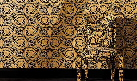 Home Interiors Wall Decor by Versace Wallpaper Luxury Range For Fashionistas In Our