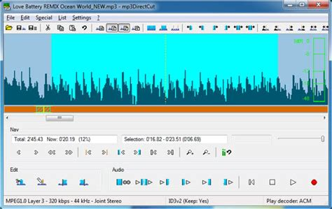 to cut a mp3 3 free mp3 cutter diggfreeware com