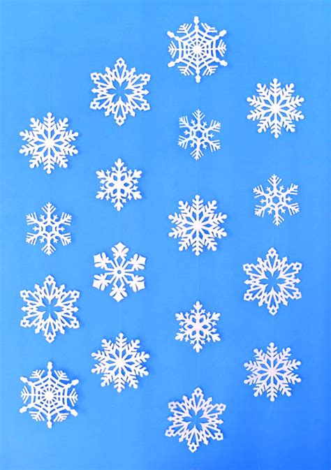 Snowflake Hanging Decoration snowflake hanging decorations to turn your home into a