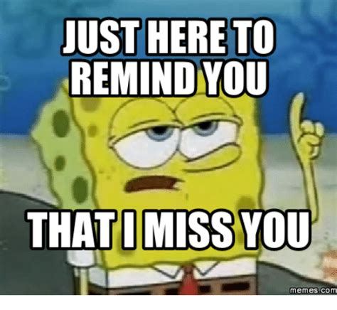 Miss U Meme - 20 i miss u memes for when you re apart sayingimages com