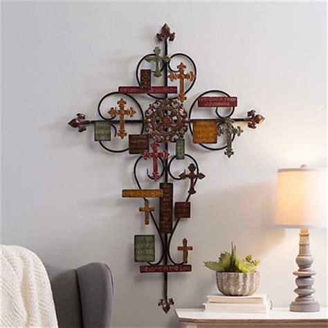 decorative crosses home decor crosses wall crosses decorative cross kirklands