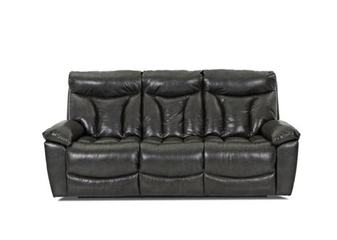 Plush Leather by Plush Leather Reclining Sofa Set
