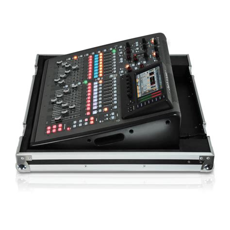 Behringer 16 Channel Digital Mixer behringer x32 compact tp 16 channel digital mixer with