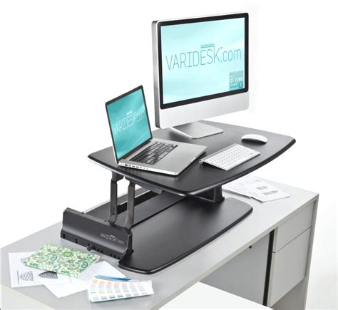 desk 10 stylish standing up desk design ideas stand up