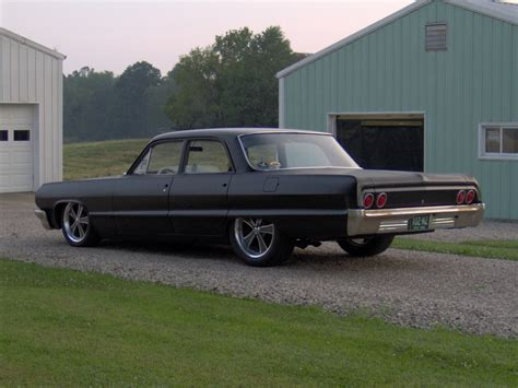 1964 chevrolet biscayne 1964 chevrolet biscayne information and photos momentcar