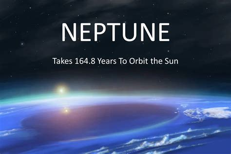 how it takes to a learn to skywatch on quot astronomy quiz how does it take neptune to orbit