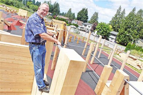 parkour supervisor for new dxm movie parkour professional upgrades could be coming to popular penzer park in langley