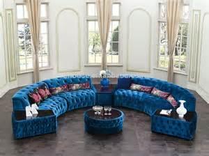 Coil Spring Sofa Cushions 2017 Italian Tufted Design Chesterfield Half Round Corner