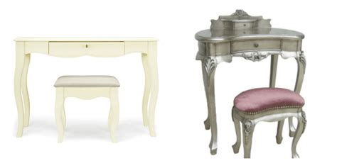 Tesco Vanity Table Tesco Vanity Table Buy Homegear Vienna Dressing Table Mirror Stool Set Vanity Makeup Desk
