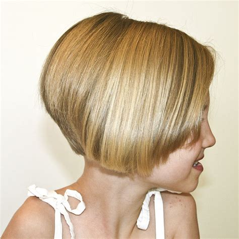 stacked bon haircut teenagers stacked bob 171 shear madness haircuts for kids