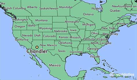 chandler arizona united states map where is chandler az chandler arizona map