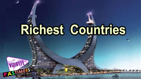 top 10 richest countries in the world 2016 pastimers