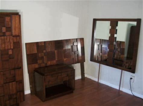 lane brutalist bedroom set modern bedroom set brutalist credenza dresser lane ebay