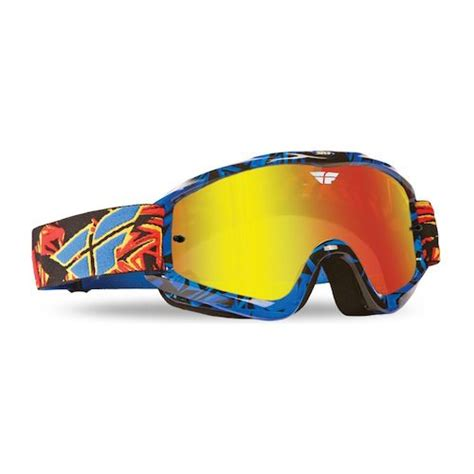 fly motocross goggles fly racing zone pro goggles revzilla