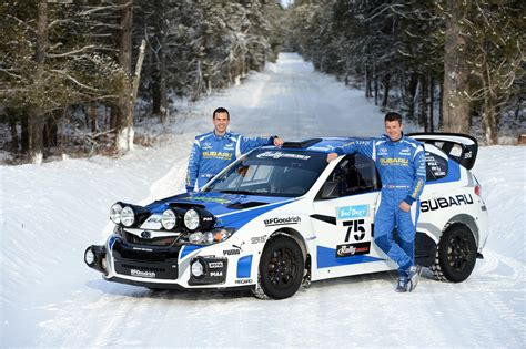 subaru rally wrx subaru scion gear up for 2013 rally america competition