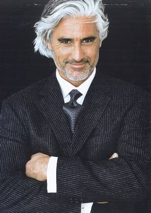 good looking gray haired men oh by the way beauty man andy lucchesi