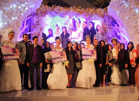 Wedding Fair Bandung by Gading Wedding Fair Hadirkan Vendor Pernikahan Berkualitas