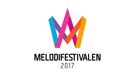 design logo terbaik bara v 228 lk 228 nda st 228 der f 246 r melodifestivalen 2017