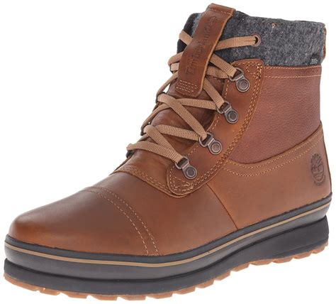 boat shoes for winter timberland men s schazzberg mid wp insulated