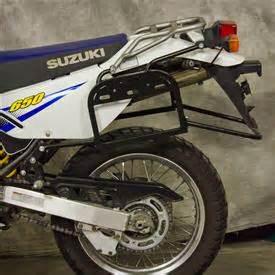 Suzuki Dr650 Rack Suzuki Dr650 Su Side Racks Adventure Proven Motorcycle