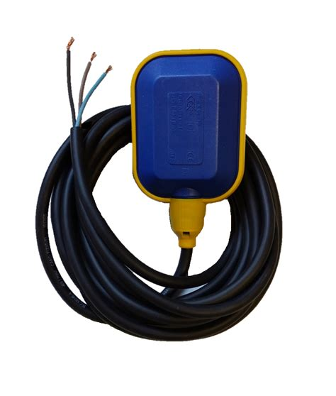 Float Switch York 5m float switches wastewater equipment and services