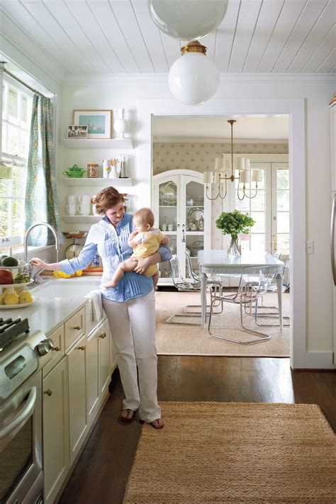 southern living kitchens ideas stylish vintage kitchen ideas southern living