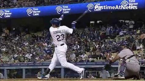 adrian gonzalez swing adrian gonzalez slow motion hr baseball swing hitting