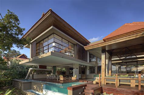 Zen Dream Home With Japanese Influences By Metropole Luxury House Plans Designs South Africa