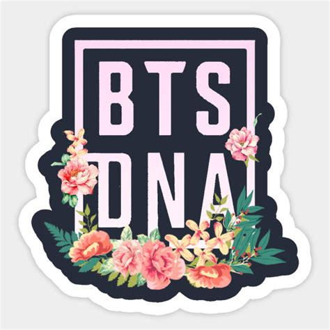 Bts Line Sticker