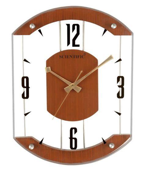 brown wall clocks contemporary scientific contemporary brown wooden wall clocks buy