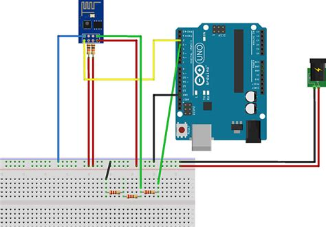 esp8266 resistor divider esp8266 setup tutorial using arduino device plus