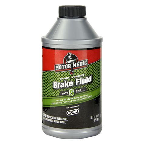 motor medic motor medic 174 m4011 11 fl oz dot 5 brake fluid