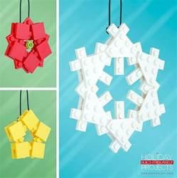 wonderful diy lego christmas ornaments that you can