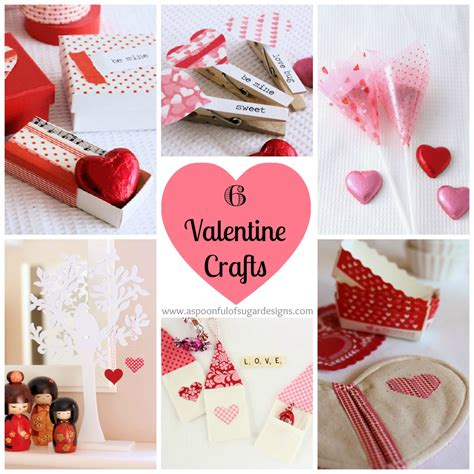 valentines craft ideas 6 crafts a spoonful of sugar