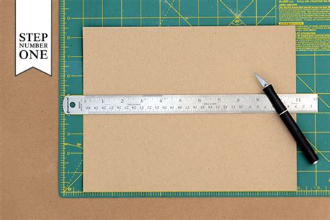 Tri Fold Card Stock Paper - diy tutorial modern banner tri fold save the date