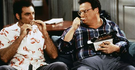 Seinfeld The by The Top 25 Food Moments From Seinfeld Eater