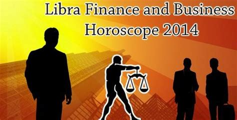 libra horoscope 2014 finance
