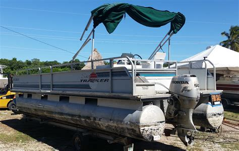 public boat r tavernier sun tracker party barge pontoon boat boat for sale from usa