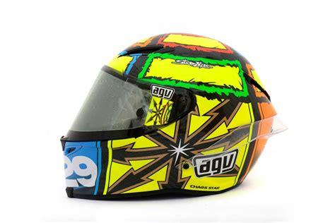 Helm Agv Ianonne photos the five agv pista gp helmets in motogp asphalt rubber
