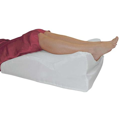 Adjustable Pillow by Adjustable Leg Support Pillow Colonialmedical