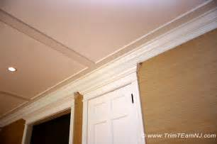 Coffered Ceiling Beams Coffered Ceilings And Beams Traditional Bedroom By