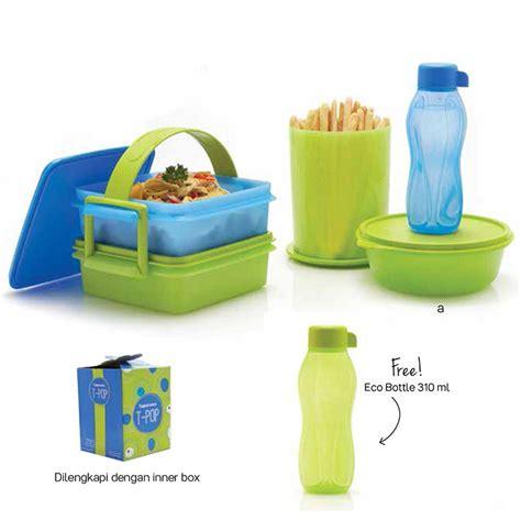 T Pop Tupperware Set Peralatan Makan Dan Minum t pop tupperware katalog promo tupperware terbaru