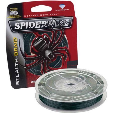 spiderwire stealth braid fishing line