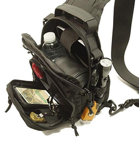 Bag Sling Bag Nama Inisial Premium travtac stage i premium small edc tactical sling pack 900d